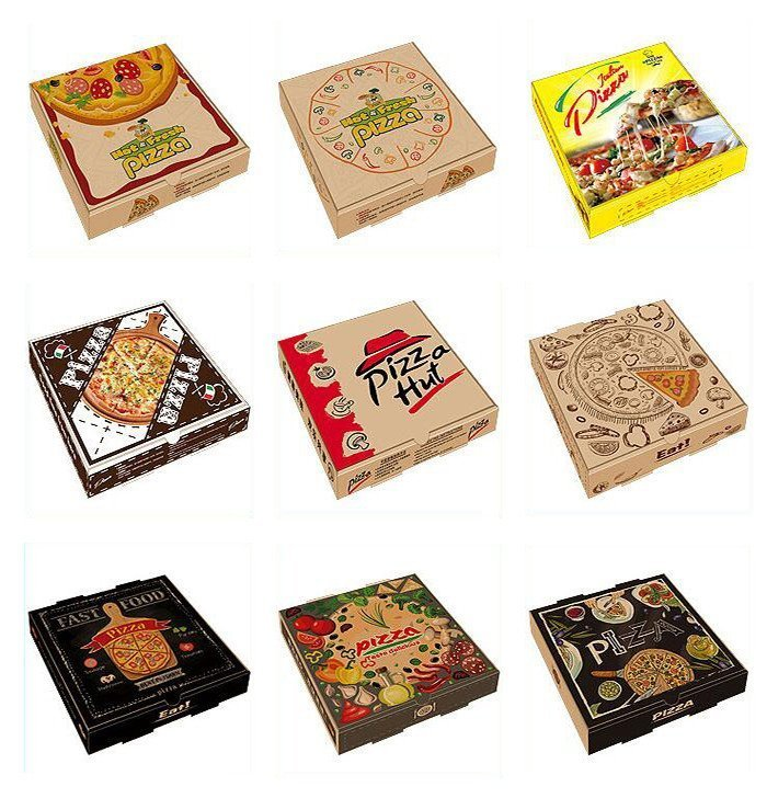 Pizza Boxes 7